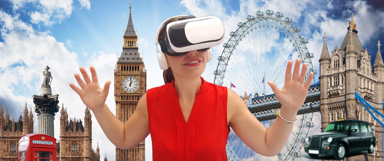 Virtual Reality London Audio Guide