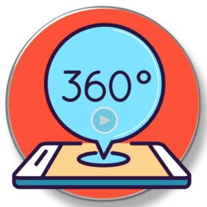 360 VR Video Production-icon