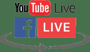 social media 360 VR Live Streaming